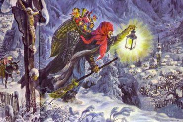 A Bruxa do Natal